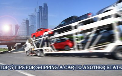 Top 5 Tips for Shipping a Car to Another State